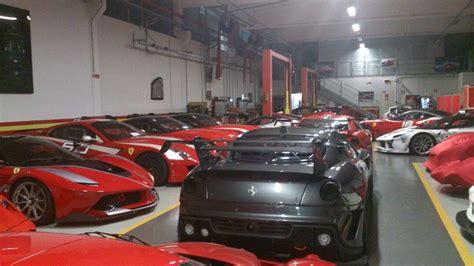 Best Home Garages ferrari xx programme garage ot formula1