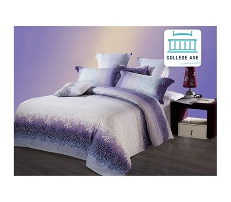 Twilight Bedding Set Cotton Comforter Twilight Reverie Xl Comforter Set College Ave Designer Series Great