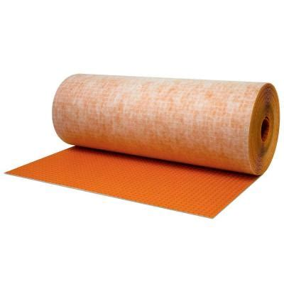 How Thick Is Ditra Mat by Schluter Ditra 323 Sq Ft 3 Ft 3 In X 98 Ft 5 In X 1