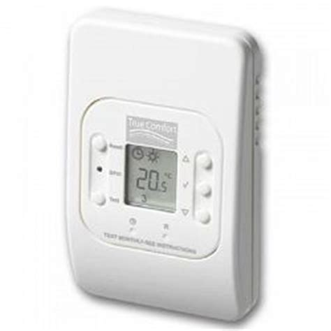 true comfort thermostat manual true comfort electronic programmable thermostat 120 240 v