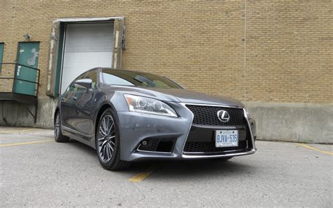 Psychedelic Ls by 2013 Lexus Ls 460 F Sport Still Waiting For The Magic