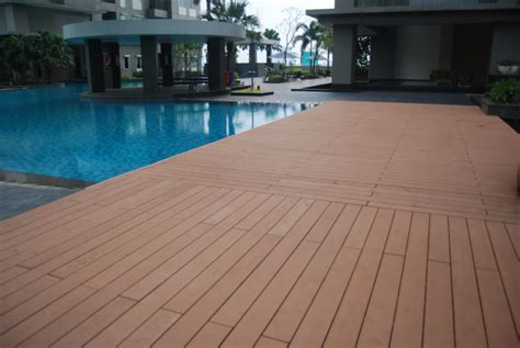 Wpc Timberdekk Supreme Floors Indonesia