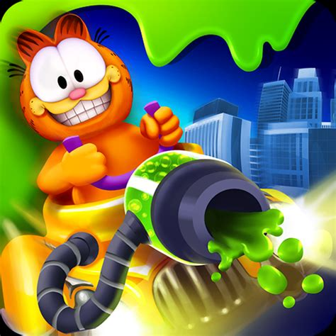 garfield apk garfield smogbuster v1 mod apk money apkfrmod