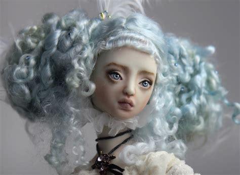 porcelain doll on carousel 15 quot renaissance carousel porcelain bjd doll