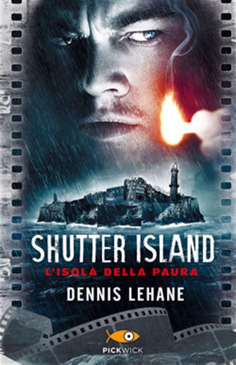 libro shutter island l isola della paura shutter island di dennis lehane libri edizioni piemme
