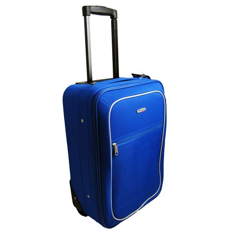 49cm carry on board cabin travel hand luggage wheeled bag