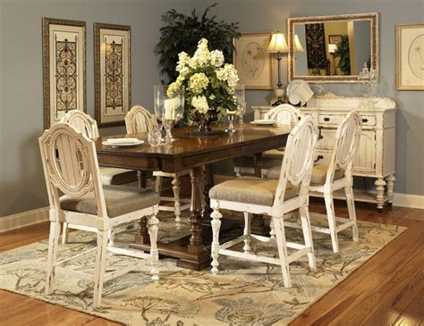 Fairmont Dining Room Sets Fairmont Designs East Providence Collection Dining Room Set Bar Height Dining Room
