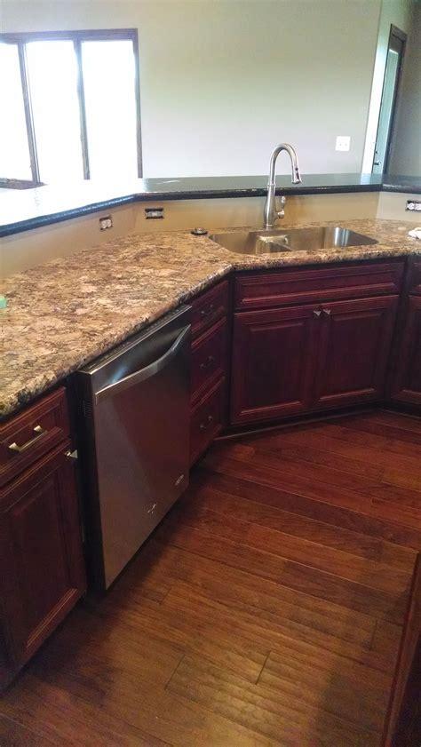do quartz sinks stain birch cabinets with stain wilsonart winter