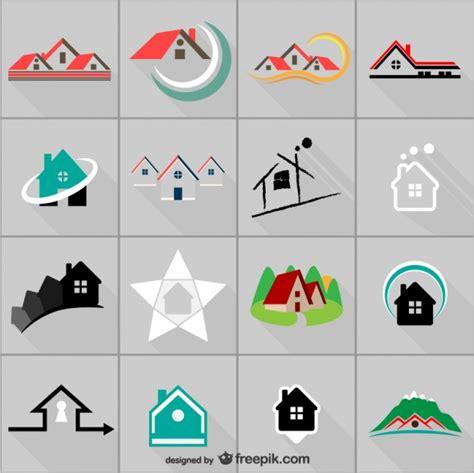free logo templates vector real estate logo templates vector free
