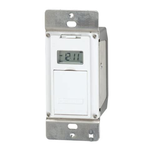 intermatic programmable light switch buy intermatic ej500c indoor digital wall switch timer at