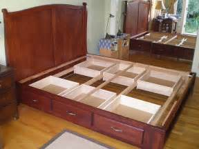 How To Make Drawers Bed by Bed W Drawers Idea2 Home