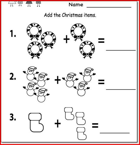 free printable preschool math activities free printable kindergarten math worksheets kristal