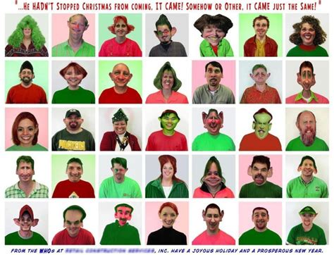 funny company christmas cards special day celebrations
