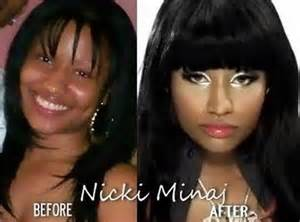 Nicki minaj before and after search browse and share images