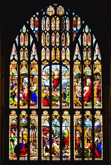 The Of The West Window file norwich cathedral west window jpg wikimedia commons