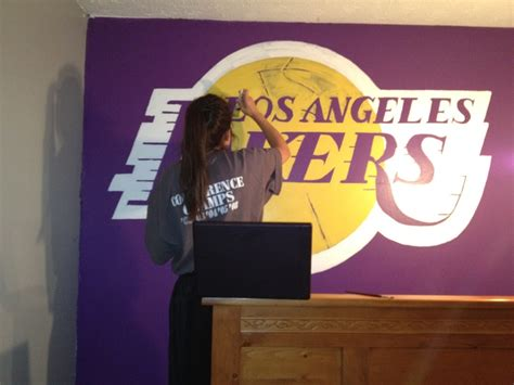 lakers bedroom ideas 14 best images about lakers on pinterest
