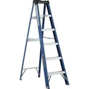 louisville ladder 6 fiberglass ladder walmart