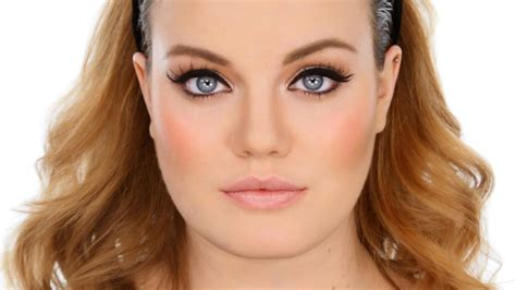 tutorial eyeliner adele here s how to get adele s flawless eye makeup watch the