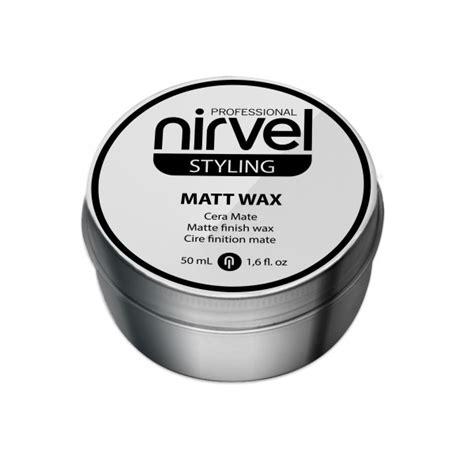 matt wax matt wax soft fixation gels and waxes nirvel cosmetics