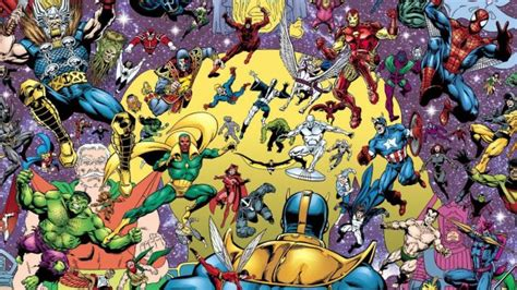 all marvel infinity characters infinity war with 32 marvel characters is coming