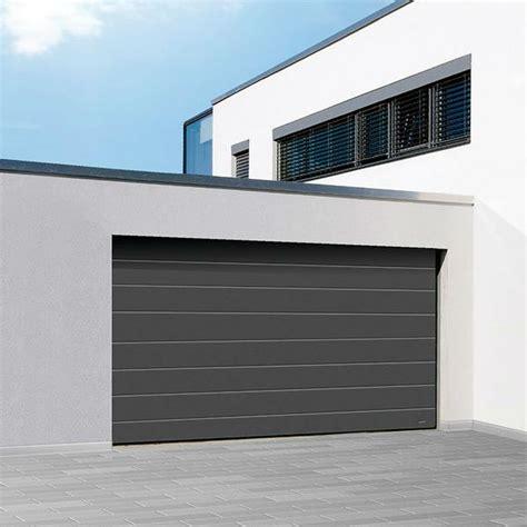 novoferm porte de garage 4236 porte garage sectionnelle satin novoferm iso 45