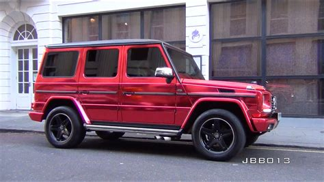 mercedes g wagon red the loudest g wagon amg in the world youtube