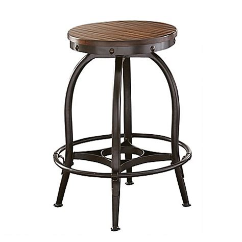Steve Silver Counter Stools by Steve Silver Co Winston Counter Stool In Cherry Bed
