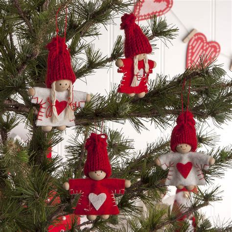 decorations and white and white mini tree decoration by the