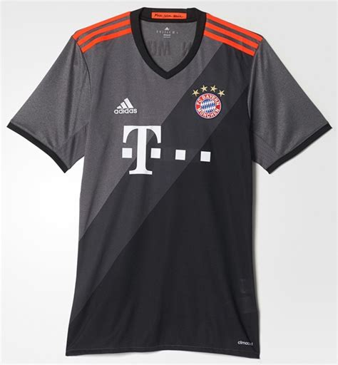 Kaos Chelsea Chelsea Years 2 a vision in charcoal bayern munich s new adidas 2016 17