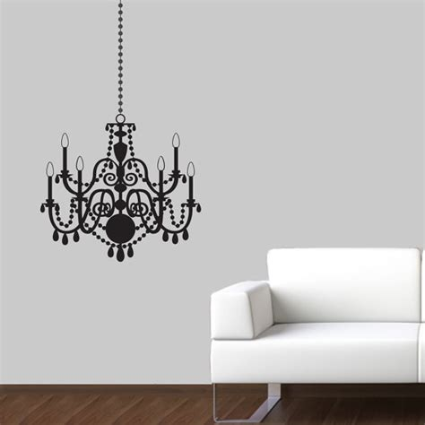 chandelier decals chandelier decal chandelier wall decal wall sticker