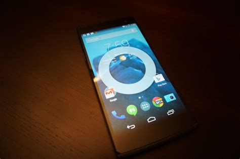 themes oppo find 7a you can turn you oppo find 7a into a oneplus one with