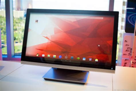 android monitor lenovo brings android to 4k monitor all in one pc computer news middle east