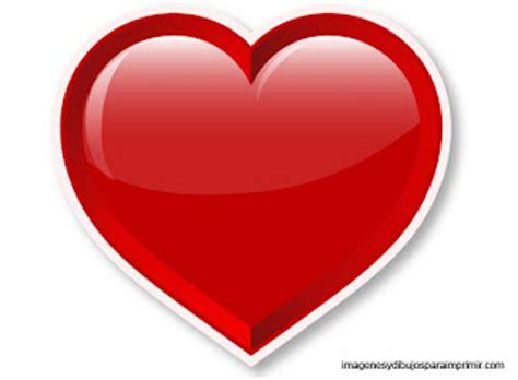 imagenes de corazones grandes y brillantes corazones para imprimir gratis