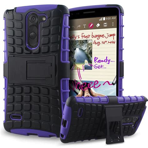 Lg G3 Shockproof Mei Lunatik Armor Casing Cover Bumper armor shockproof hybrid tpu box stand cover for lg g3 stylus d690 d693 ebay