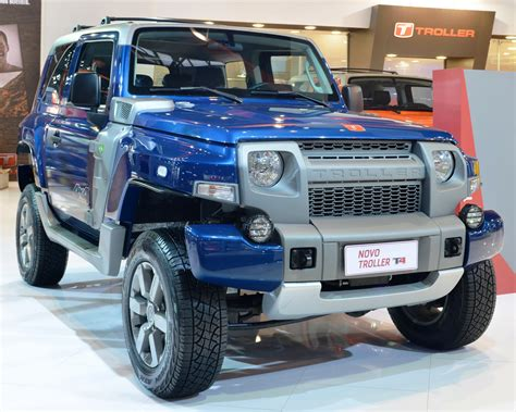 ford troller troller unveils two t4 based concepts at the sao paulo