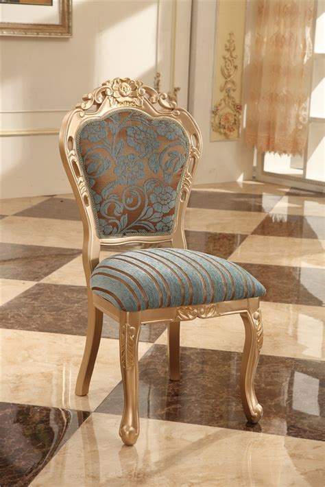 dining chair solid wood chair  fabric cover  genuine