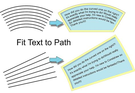 how to curve text in coreldraw x4 how to curve text within a paragraph text block that is a