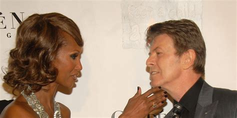 and bowie david bowie and iman 13 photos that prove they were the