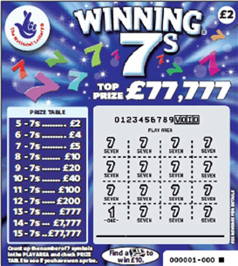 Which National Lottery Instant Win Is Best - lottery strategy package winning lottery strategy for