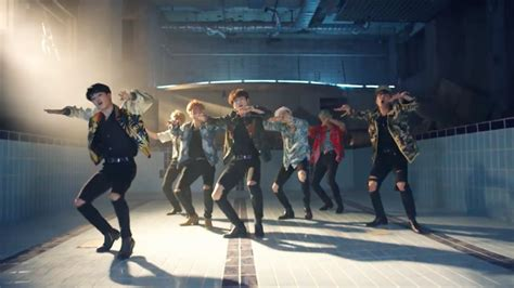 bts mv new fire mv from bts captures every fan s attention