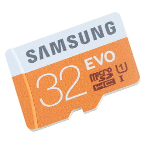 Samsung Memory Microsd Class10 32g Storage High Speed For Mobilephon samsung uhs i class 10 32gb 48mb s high speed microsd tf