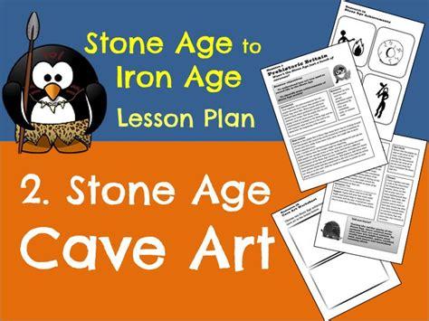 ideas for ks2 music lessons stone age cave art lesson plan school pinterest