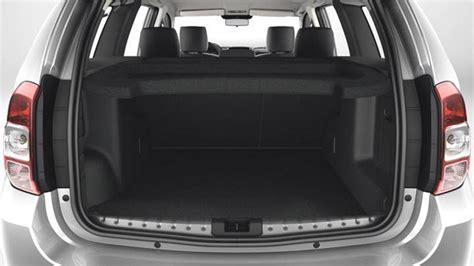 Interior Dimensions Ford Explorer Dimensions Dacia Duster 2013 Coffre Et Int 233 Rieur