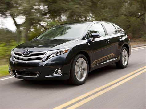 Toyota Venza Used Car Toyota Venza 2013 Car Photo 11 Of 58 Diesel Station