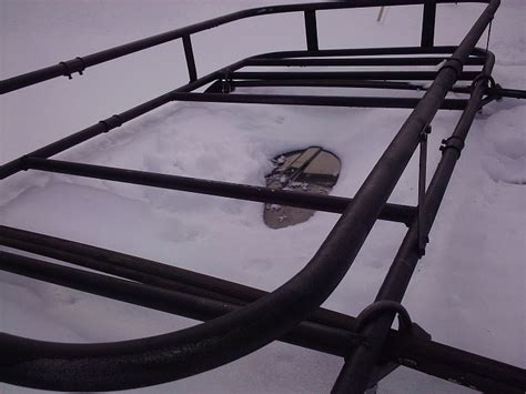 Conduit Roof Rack by Another Conduit Roof Rack Jeep Forum