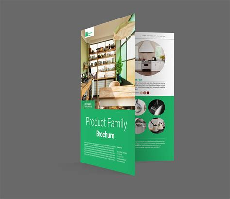 product brochure templates product brochure template indiestock