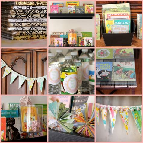 storybook baby shower theme vintage storybook sip n see shower