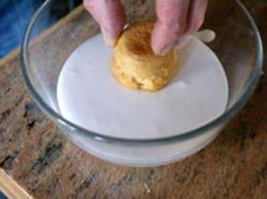 glacer en cuisine recette facile de glace royale un gla 231 age blanc ou
