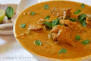 chicken korma indian chicken curry