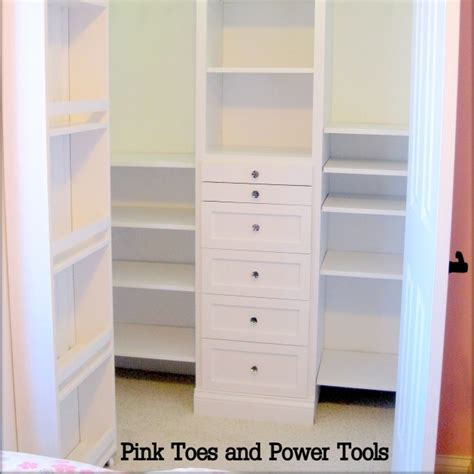 Closet Cabinets Diy by Do It Yourself Closet Design Winda 7 Furniture